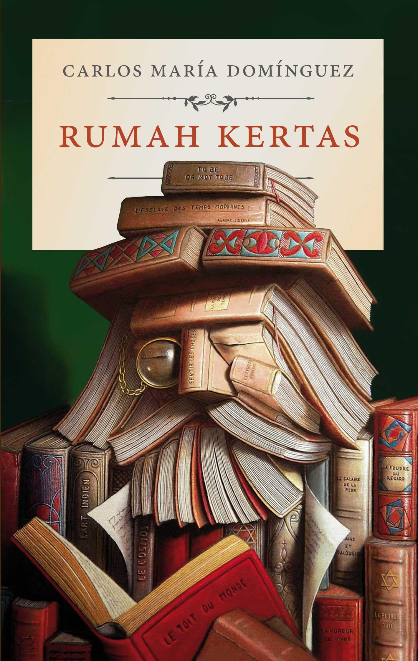 RUMAH KERTAS Cover depan